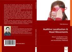 Обложка Auditive Localization & Head Movements