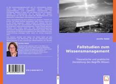 Buchcover von Fallstudien zum Wissensmanagement