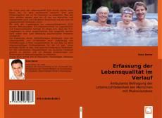 Portada del libro de Erfassung der Lebensqualität im Verlauf