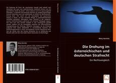 Buchcover von Die Drohung im österreichischen und deutschen Strafrecht