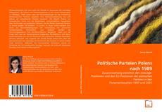 Politische Parteien Polens nach 1989 kitap kapağı