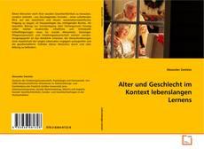Portada del libro de Alter und Geschlecht im Kontext lebenslangen Lernens