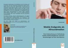 Buchcover von Mobile Endgeräte als Allroundmedien