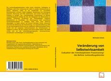 Buchcover von Veränderung von Selbstwirksamkeit