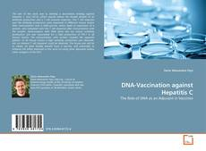 DNA-Vaccination against Hepatitis C的封面