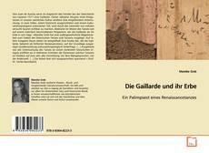 Portada del libro de Die Gaillarde und ihr Erbe