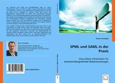 Buchcover von SPML und SAML in der Praxis