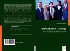 Bookcover of Interkulturelle Trainings
