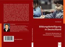 Bookcover of Bildungsbeteiligung in Deutschland