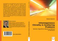 Bookcover of Inhomogeneous Chirality in Scattering Problems