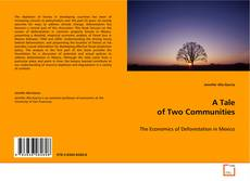 Bookcover of A Tale of Two Communities