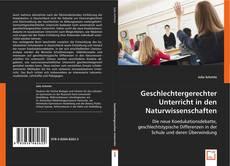 Обложка Geschlechtergerechter Unterricht in den Naturwissenschaften
