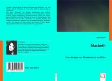 Macbeth的封面