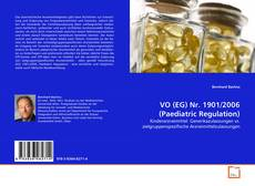 Buchcover von VO (EG) Nr. 1901/2006 (Paediatric Regulation)