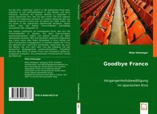 Portada del libro de Goodbye Franco