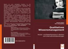 Couverture de Qualitatives Wissensmanagement