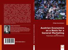 Austrian Economics as a Basis for a General Marketing Theory kitap kapağı