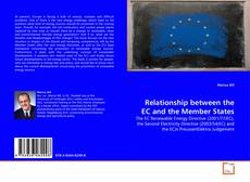 Bookcover of Relationship between the EC and the Member States