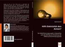 Capa do livro de Hilft Elektrizität den Armen?