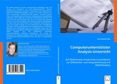 Обложка Computerunterstützter Analysis-Unterricht