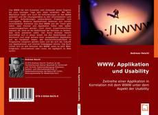 Couverture de WWW, Applikation und Usability