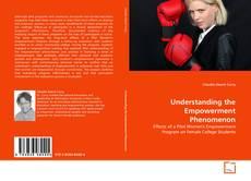 Portada del libro de Understanding the Empowerment Phenomenon