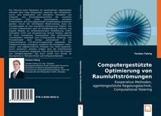 Buchcover von Computergestützte Optimierung von Raumluftströmungen