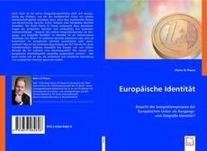 Buchcover von Europäische Identität