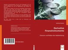 Couverture de Derivative Finanzinstrumente