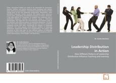 Capa do livro de Leadership Distribution in Action