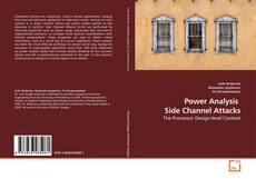 Bookcover of Power Analysis     Side Channel Attacks
