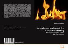 Capa do livro de Juvenile and adolescent fire play and fire setting