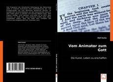 Bookcover of Vom Animator zum Gott