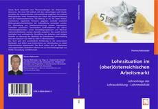Capa do livro de Lohnsituation im (ober)österreichischen Arbeitsmarkt