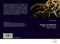 Bookcover of Tempus ex Machina