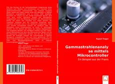 Bookcover of Gammastrahlenanalyse mittels Mikrocontroller