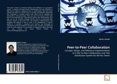 Couverture de Peer-to-Peer Collaboration