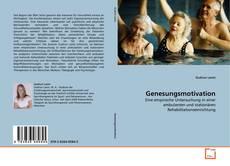 Capa do livro de Genesungsmotivation