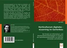 Buchcover von Horticulturum digitales - eLearning im Gartenbau
