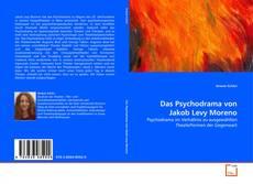 Portada del libro de Das Psychodrama von Jakob Levy Moreno