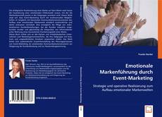 Buchcover von Emotionale Markenführung durch Event-Marketing