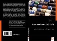 Обложка Inventory Methods in LCA