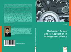 Mechanism Design and Its Application in Management Science kitap kapağı