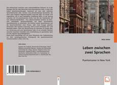 Bookcover of Leben zwischen zwei Sprachen