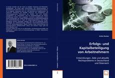 Bookcover of Erfolgs- und Kapitalbeteiligung von Arbeitnehmern