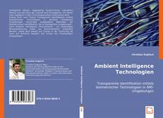 Bookcover of Ambient Intelligence Technologien