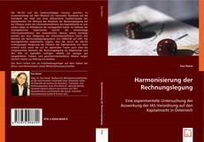 Buchcover von Harmonisierung der Rechnungslegung
