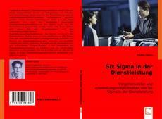 Buchcover von Six Sigma in der Dienstleistung