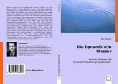 Buchcover von Die Dynamik von Wasser