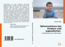 Stimmenhören bei Kindern und Jugendlichen kitap kapağı